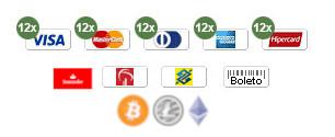 formas de pagamento HostZ | boleto paypal